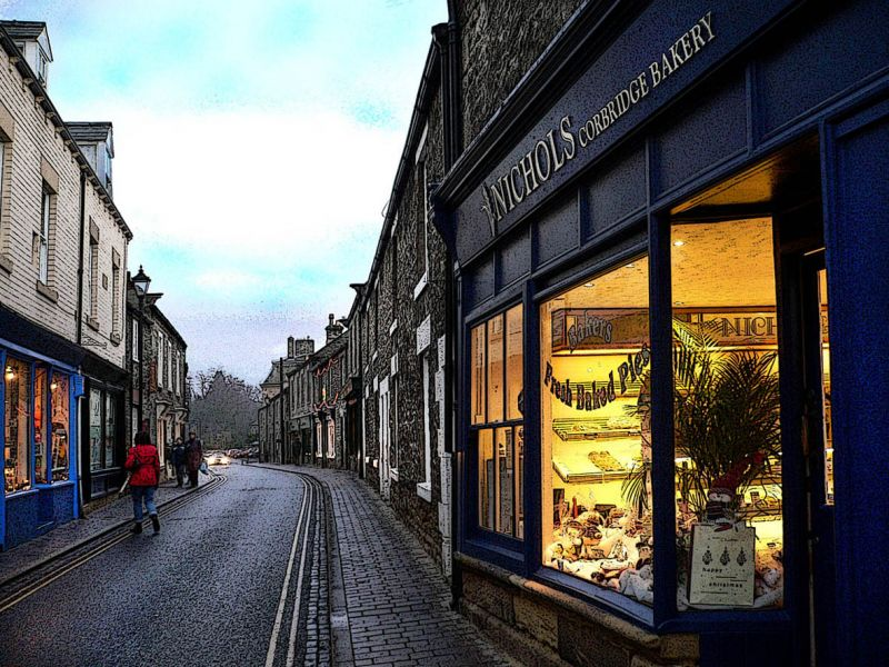 Corbridge Bakery