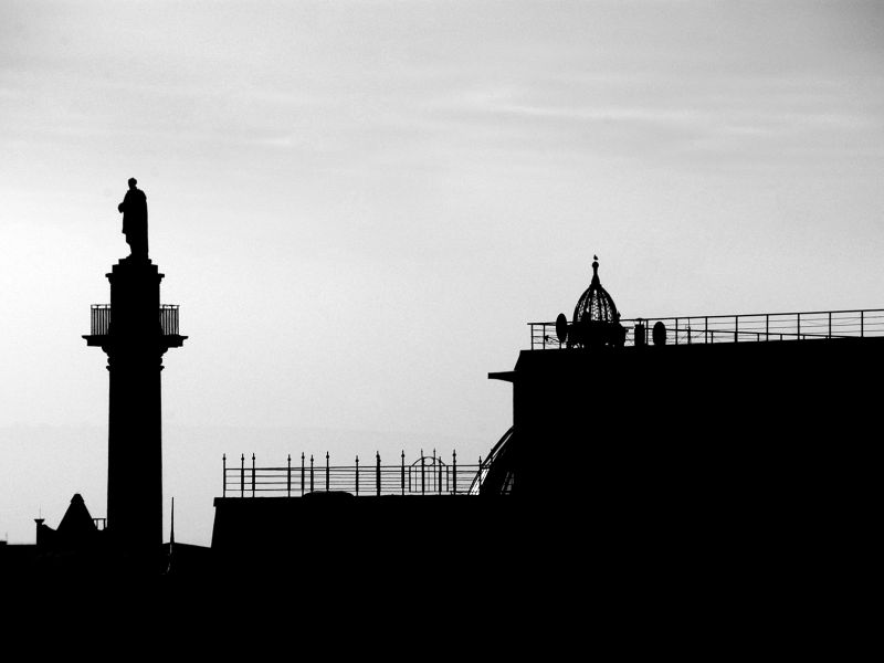Greys Monument, Newcastle upon Tyne